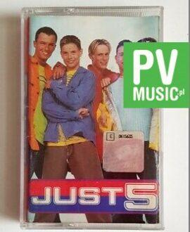 JUST 5 ZACZAROWANY ŚWIAT audio cassette
