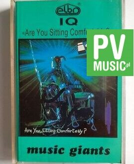 IQ ARE YOU SITTING COMFORTABLY? audio cassette