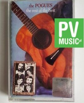 THE POGUES THE REST OF THE BEST audio cassette