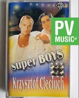 KRZYSZTOF CIECIUCH SUPER BOYS audio cassette