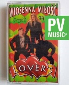 LOVER'S WIOSENNA MIŁOŚĆ audio cassette