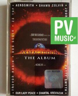 ARMAGEDDON THE ALBUM audio cassette