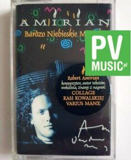 AMIRIAN BARDZO NIEBIESKIE MIGDAŁY audio cassette