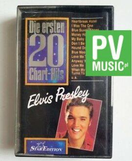 ELVIS PRESLEY DIE ERSTEN 20 CHART-HITS audio cassette