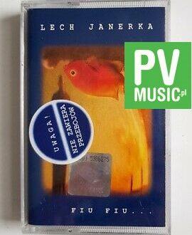 LECH JANERKA  FIU FIU... audio cassette