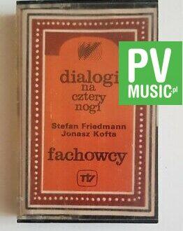 FRIEDMAN, KOFTA DIALOGI NA CZTERY NOGI audio cassette