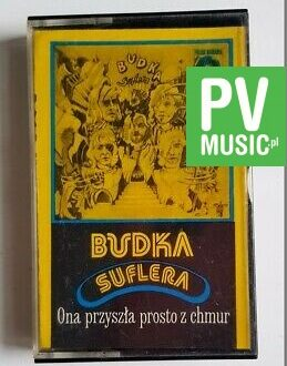 BUDKA SUFLERA ONA PRZYSZŁA PROSTO Z CHMUR, MUZA audio cassette