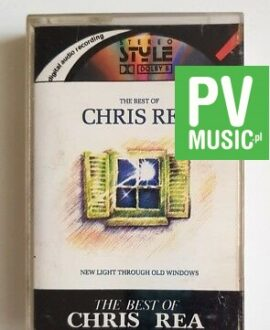 CHRIS REA THE BEST OF audio cassette