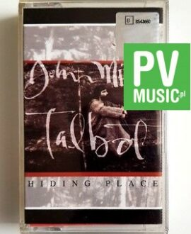 JOHN MICHAEL TALBOT HIDING PLACE audio cassette