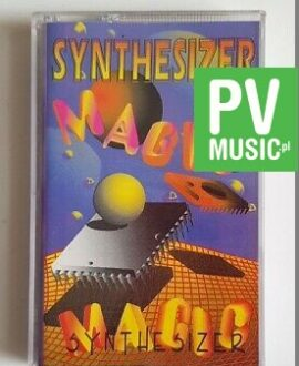 SYNTHESIZER MAGIC J.M.JARRE, INFINITI..audio cassette