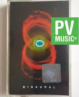 PEARL JAM BINAURAL audio cassette