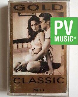GOLD CLASSICS 1 PAUL ANKA, ROY ORBISON.. audio cassette