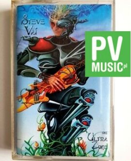 STEVE VAI - THE ULTRA ZONE audio cassette
