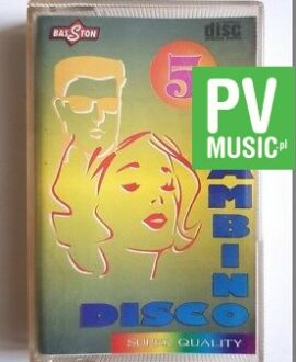 BAMBINO DISCO KIM WILDE, DANNII MINOGUE.. audio cassette