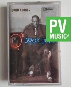 QUINCY JONES JOOK JOINT audio cassette