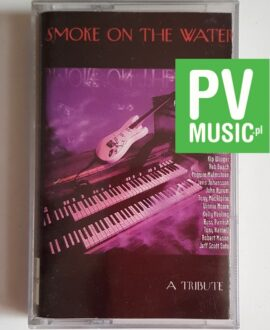 SMOKE ON THE WATER A TRIBUTE DON DOKKEN, PAUL GILBERT..audio cassettte TAPE