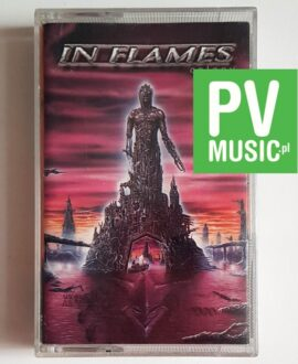 IN FLAMES COLONY audio cassette