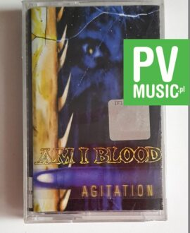 AM I BLOOD AGITATION  audio cassette