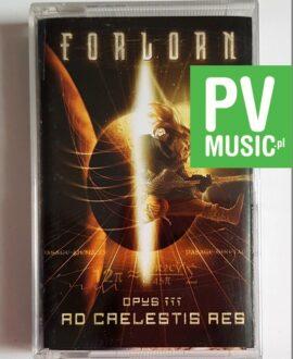 FORLORN AD CAELESTIS RES audio cassette