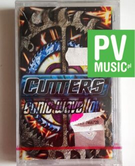 CUTTERS SONIC WAVE LOVE audio cassette