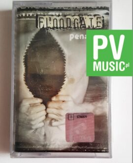 FLOODGATE PENALTY audio cassette