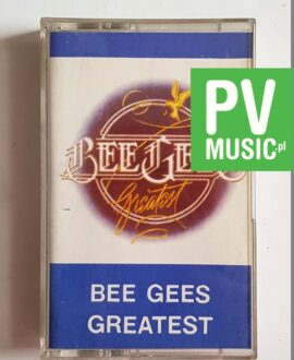 BEE GEES THE GEATEST HITS audio cassette