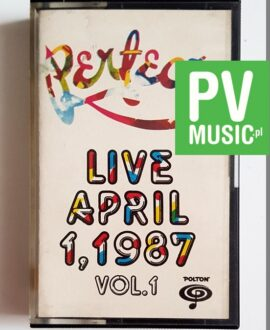 PERFECT LIVE APRIL 1987 vol.1