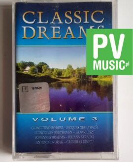 CLASSIC DREAM STRAUSS, LISZT..audio cassette