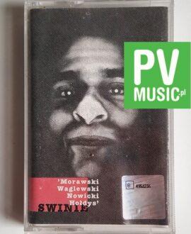 MORAWSKI, NOWICKI ŚWINIE audio cassette