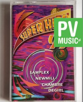 SUPER HITS 95 CHAMBRE, DEGIRL audio cassette