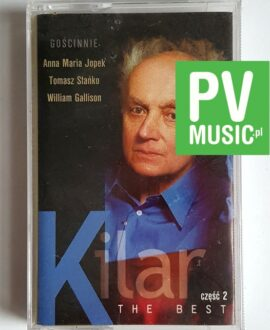 WOJCIECH KILAR THE BEST audio cassette
