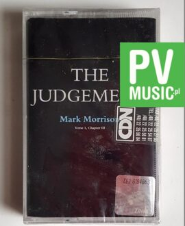 MARK MORRISON THE JUDGEMENT audio cassette