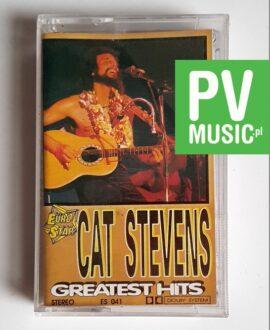 CAT STEVENS THE GREATEST HITS audio cassette