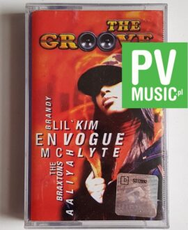 THE GROOVE LIL 'KIM, EN VOGUE, MC LYTE audio cassette