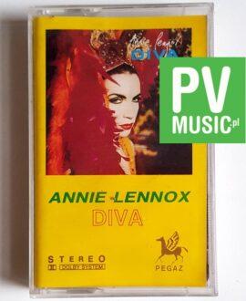ANNIE LENNOX DIVA audio cassette