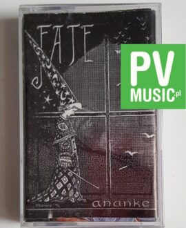 FATE ANANKE audio cassette