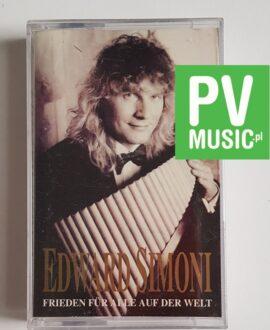 EDWARD SIMONI FIEDEN FUR ALLE AUF DER WELT audio cassette