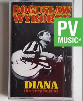 BOGUSŁAW WYROBEK DIANA audio cassette