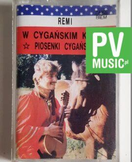W CYGAŃSKIM KRĘGU PIOSENKI CYGAŃSKIE audio cassette