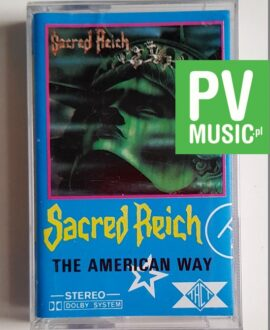 SACRED REICH THE AMERICAN WAY audio cassette