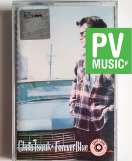 CHRIS ISAAK FOREVER BLUE audio cassette