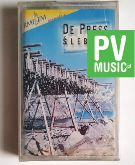 DE PRESS ŚLEBODA audio cassette