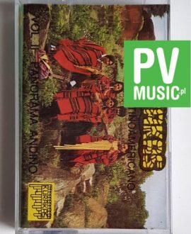 KURAKAS vol. II PANORAMA ANDINO audio cassette