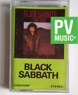 BLACK SABBATH BLACK SABBATH audio cassette