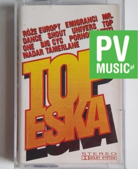 TOP ESKA EMIGRANCI, TOP ONE..audio cassette