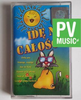 IDĘ NA CAŁOŚĆ ONLY YOU, VOYAGE VOYAGE.. audio cassette