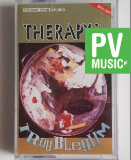 THERAPY? TROUBLEGUM audio cassette