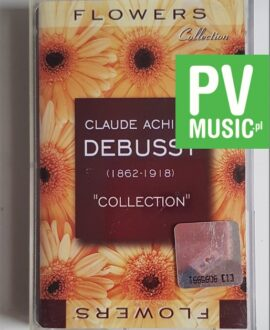 CLAUDE ACHILLE DEBUSSY COLLECTION audio cassette