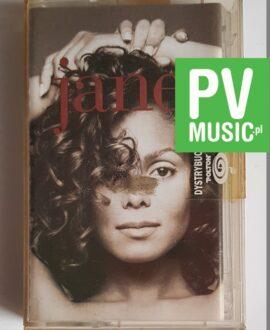 JANET JACKSON JANET audio cassette