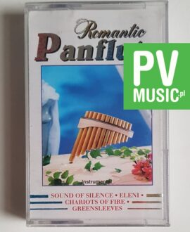 ROMANTIC PANFLUTE CHARIOTS OF FIRE, GREENSLEEVES audio cassette